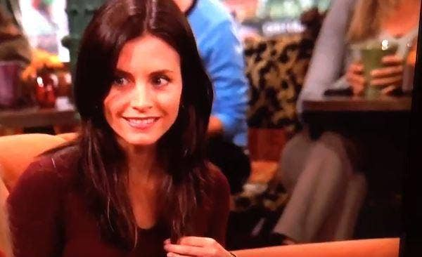Monica Hair Styles: Monica Was Replaced In An Episode Of Friends And People