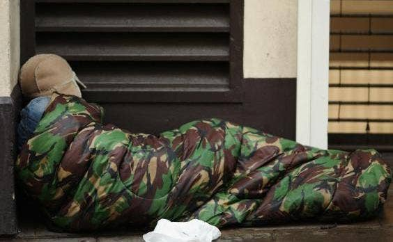 England S 50 Worst Homelessness Hotspots Revealed As Study