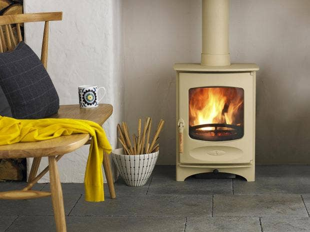 10 best log burners the independent for Most efficient small wood burning stove