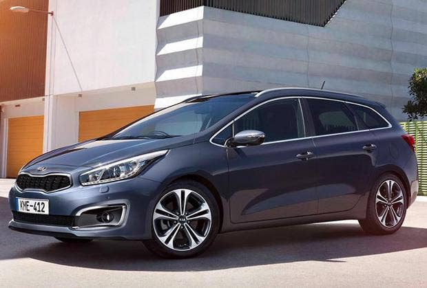 car review kia cee 39 d sportswagon the independent. Black Bedroom Furniture Sets. Home Design Ideas
