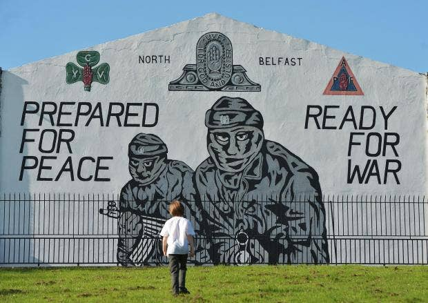 a analysis of the struggle for peace in northern ireland The dup has vetoed attempts to bring same-sex marriage legislation into effect in northern ireland since a referendum in the republic of ireland legalized gay marriage in 2015.