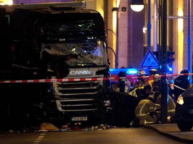 Israeli National Among Those Wounded in Berlin Truck Crash