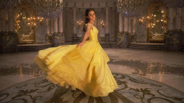 Emma Watson Said No to Cinderella Before Saying Yes to Belle