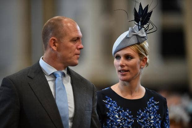 The Queen's Granddaughter Zara Tindall Suffers Miscarriage Just Days Before Christmas