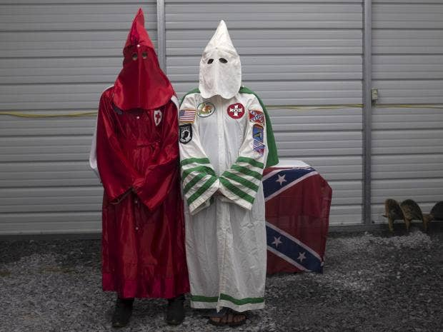 A&E changes documentary series title to 'Escaping the KKK'
