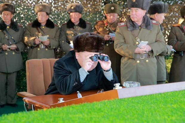 Kim says North Korea in final stage of ICBM test-launch preparations