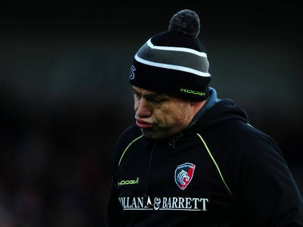 Richard Cockerill: Leicester Tigers sack director of rugby