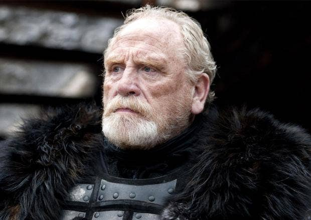 Game of Thrones actor James Cosmo enters Celebrity Big ...
