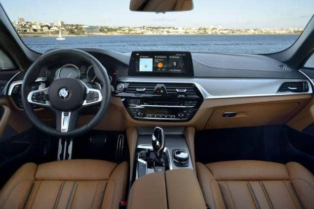 The Bmw 5 Series Is Still One Of The Best Executive Cars