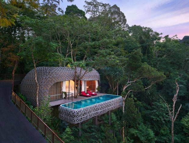 World Boutique Hotel Awards: The Sexiest Bedroom And Best Pool With A View