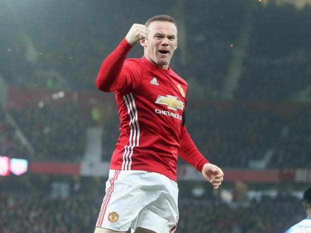 Rooney equals Charlton's record but earlier