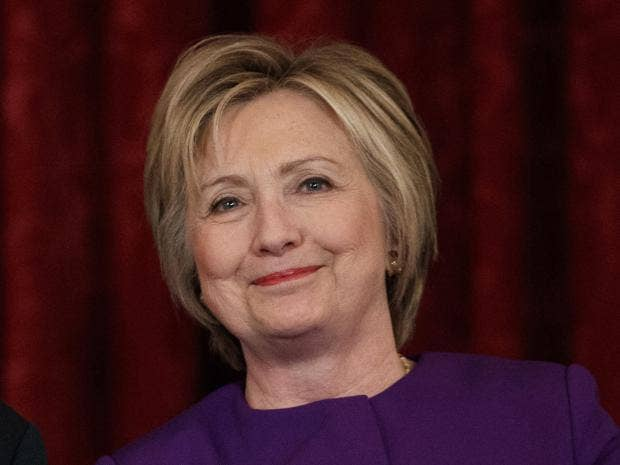 Hillary Clinton signs two book deals