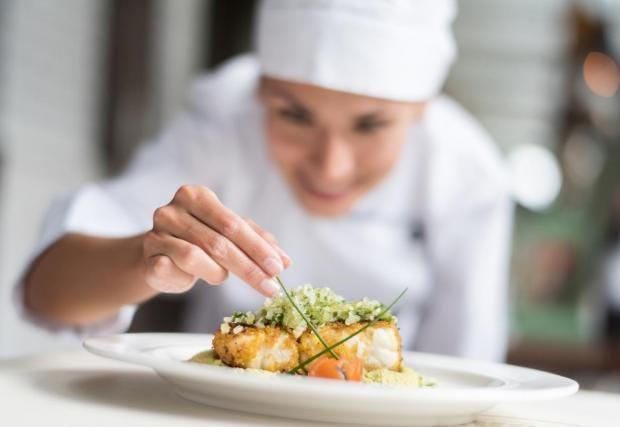 restaurant kitchen chefs. chef in allfemale restaurant kitchen explains why she rejected her michelin star chefs