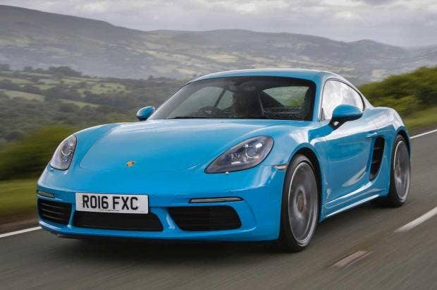 Of The Best Sports Cars That Cost Less Than The - Sports cars under 45k