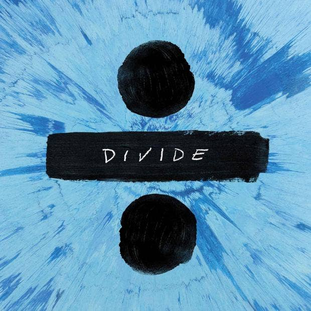 Image result for album art ed sheeran divide