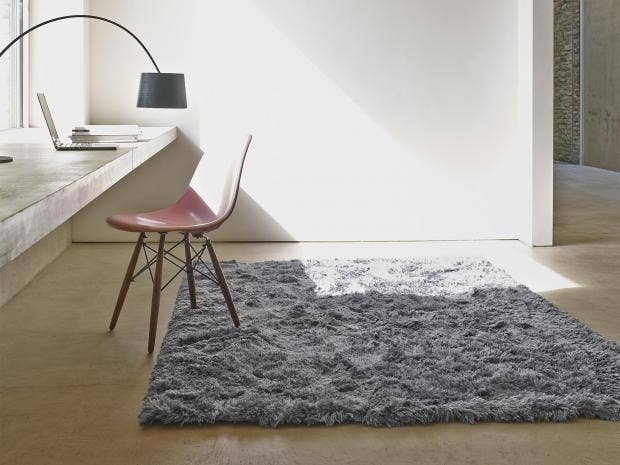 white fur rug amazon faux ikea as part winter update home accent bring timeless touch warmth luxury hard worn floors area