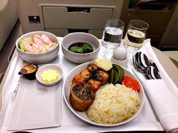 Can You Bring Chinese Food On An Airplane