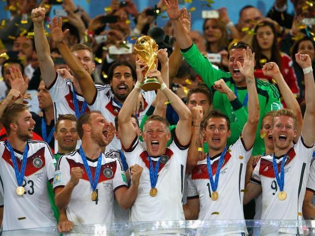Germany confirms bid to host 2024 European Championship