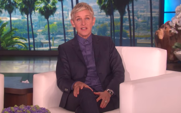 ellen degeneres posts 39 lgbt thank you to president obama 39 from stars of film music and tv the. Black Bedroom Furniture Sets. Home Design Ideas