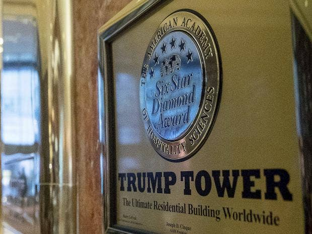 Pentagon Interested in Leasing Space at Trump Tower: Spokesman