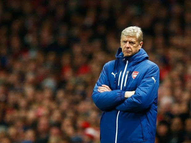 Wenger to accept FA charge over touchline row
