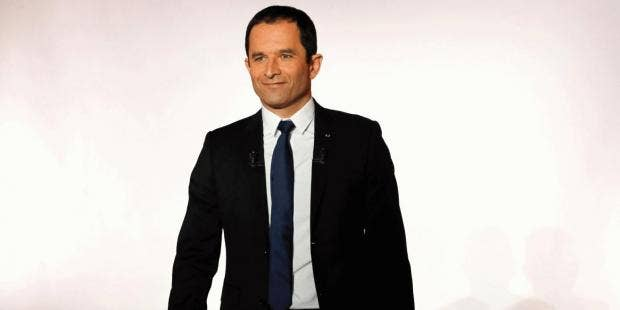 Hard-Left Candidate Benoit Hamon Wins French Socialist Party Presidential Primary