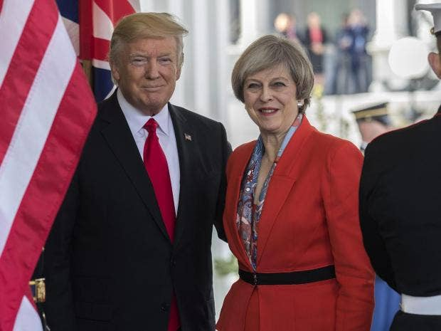 Over 1 million sign petition to stop Donald Trump visiting Britain