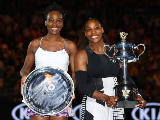 Serena Williams Beats Sister Venus At Australian Open, Sets Grand Slam Record