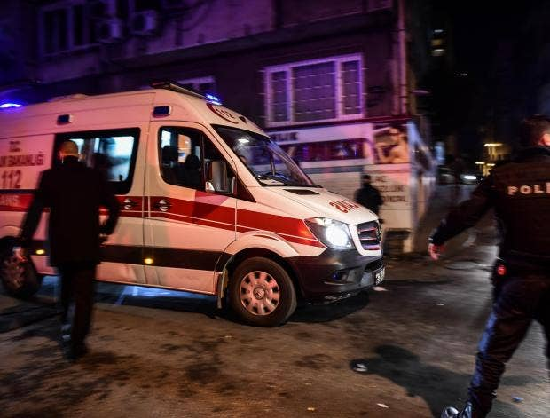 Turkey: Armed man holds hostages in Istanbul hospital