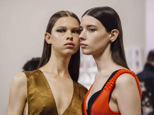 How to get this season's sleek, straight hair | The Independent