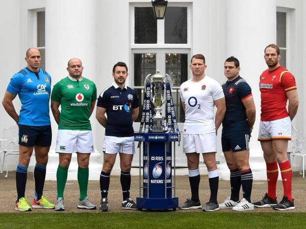 England vs. France: Score and Reaction from 2017 Six Nations Round 1