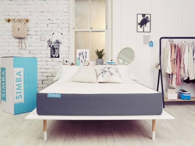 you may need a new mattress u201ca bed with the correct support comfort and space will ensure you wake less move about less are less disturbed by your