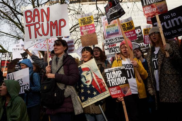 Federal Appeals Court Won't Reinstate Trump Travel Ban