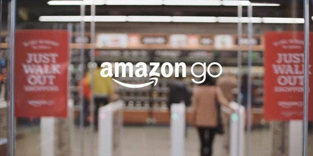 Amazon is looking for shop space in London, according to reports