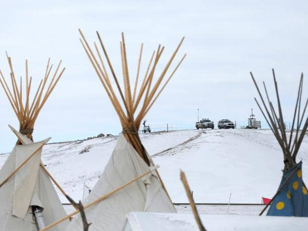 Standing Rock Sioux Tribe will lead Indian march on Washington