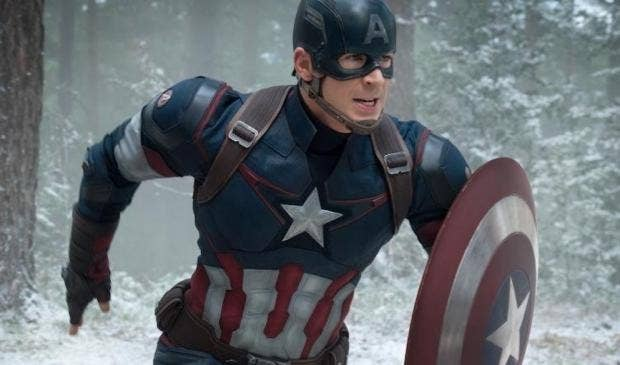 Chris Evans AKA Captain America Slams David Duke On Twitter