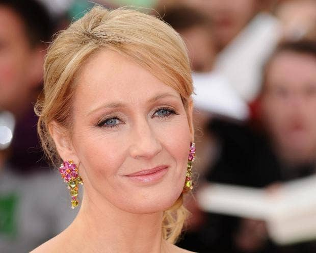 JK Rowling Drags Piers Morgan on Twitter for Defending Trump