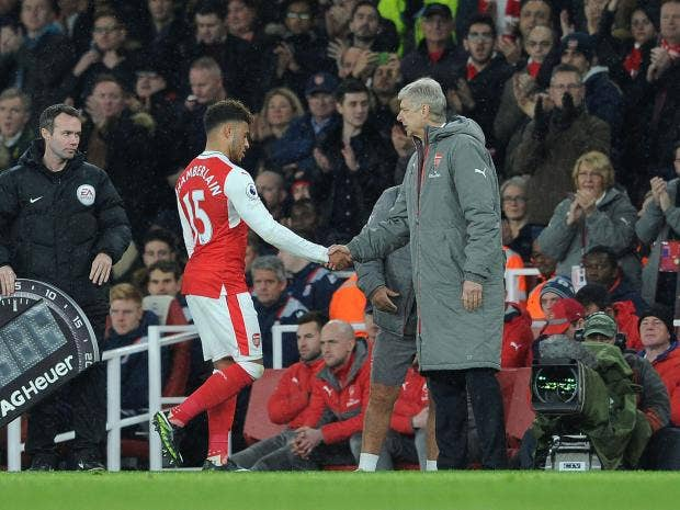 Arsene Wenger: Arsenal manger is 'coming to the end', says Ian Wright