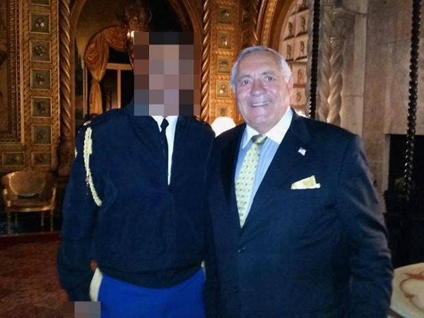The next National Security Adviser should advice the nuclear football toter not to pose with Mar-A-Lago guests who post to Facebook