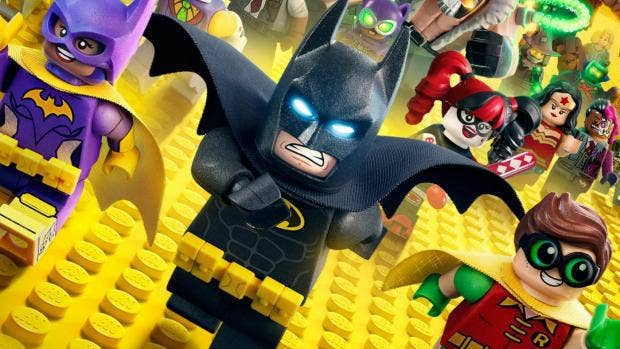 Lego Batman Movie criticised as