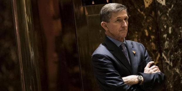 Trump Says He Didn't Direct Michael Flynn To Discuss Sanctions With Russia