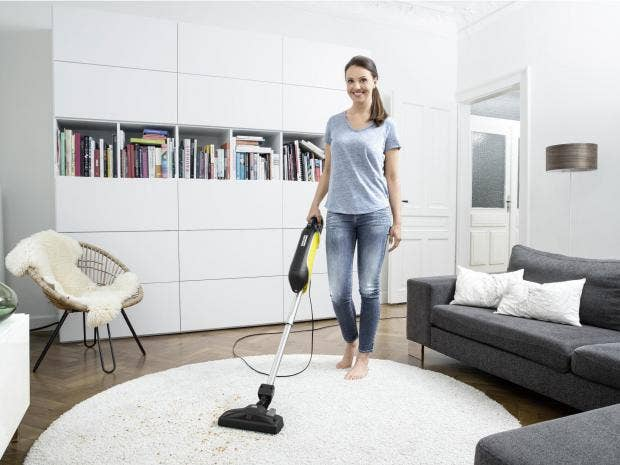 the main benefit of bagless vacuum cleaners which by the way are just as good on suction and power as their bagged is that you save on - Bagless Vacuum Cleaner