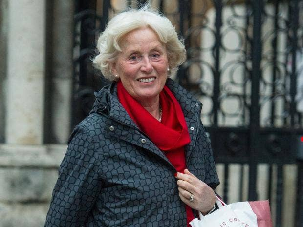 Ms Owens, 68, was granted permission to appeal in the case to divorce her  husband, which was rejected by the High Court and Court of Appeal PA