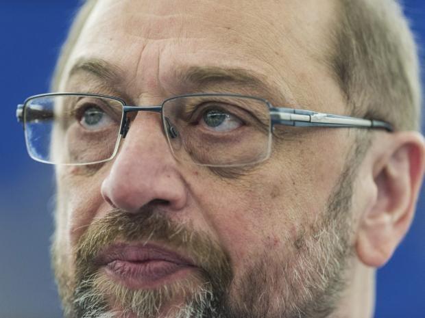 Merkel's conservatives ahead of Germany's Social Democrats