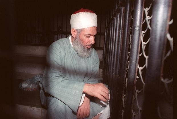 Egypt's 'Blind Sheikh' dies in prison in the US