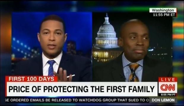 CNN host shuts down guest for making 'fake news' claim
