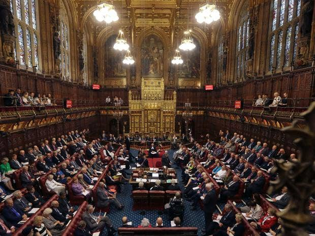 House of Lords to begin second reading of Brexit bill