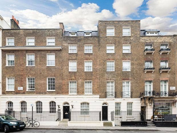 london mayfair 39 s cheapest house is on sale for just 500 000 the independent