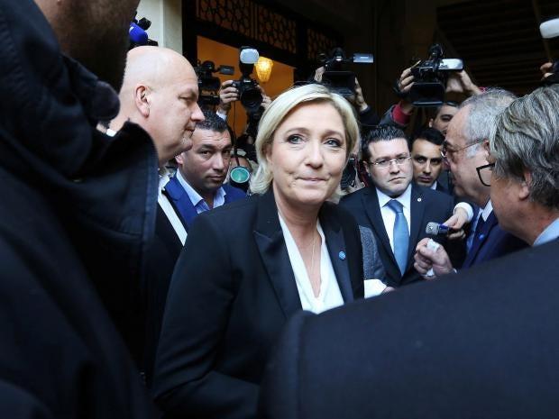 Marine Le Pen Backs Down on Dual Citizenship Ban