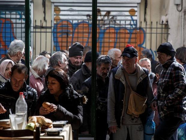 ελλαδα υφεση φτωχεια 2017
